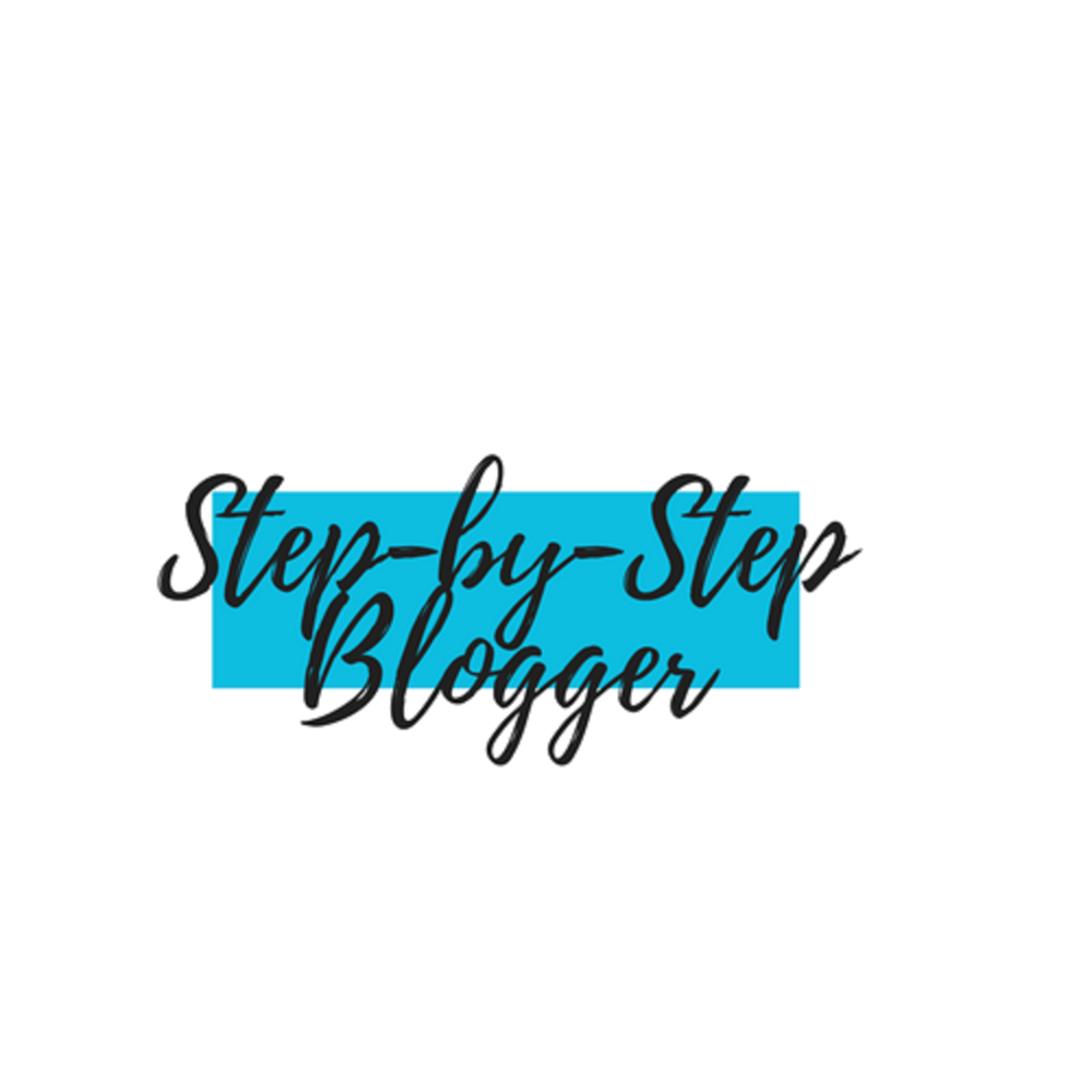 Step-By-Step Blogger